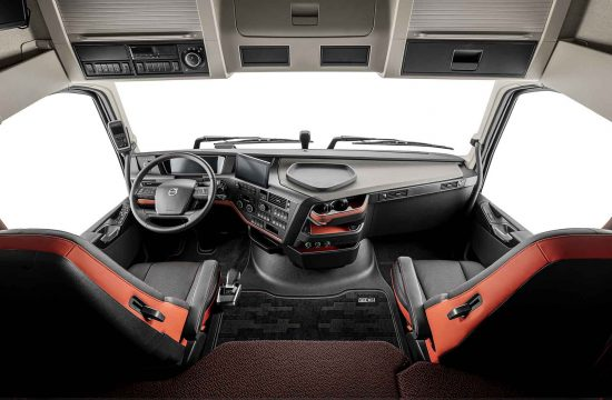 truck interior 550x360 at Top 4 Best Audio Speakers for Big Trucks