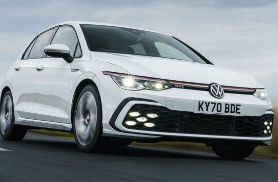Volkswagen Golf GTI UK Version 2021 1600 0b 550x360 at 2021 VW Golf GTI   Still the Ultimate Hot Hatch?