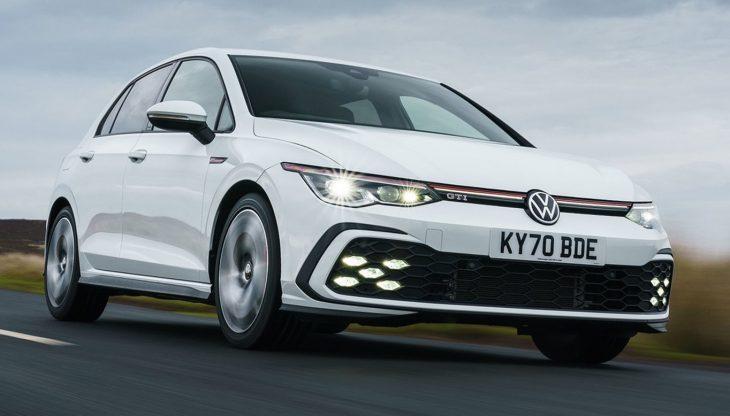 Volkswagen Golf GTI UK Version 2021 1600 0b 730x416 at 2021 VW Golf GTI   Still the Ultimate Hot Hatch?