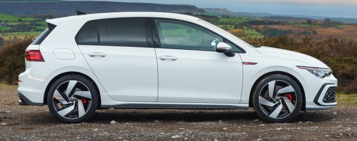 Volkswagen Golf GTI UK Version 2021 1600 19 730x289 at 2021 VW Golf GTI   Still the Ultimate Hot Hatch?