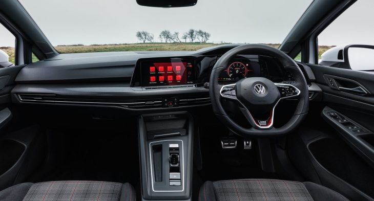 Volkswagen Golf GTI UK Version 2021 1600 2c 730x393 at 2021 VW Golf GTI   Still the Ultimate Hot Hatch?