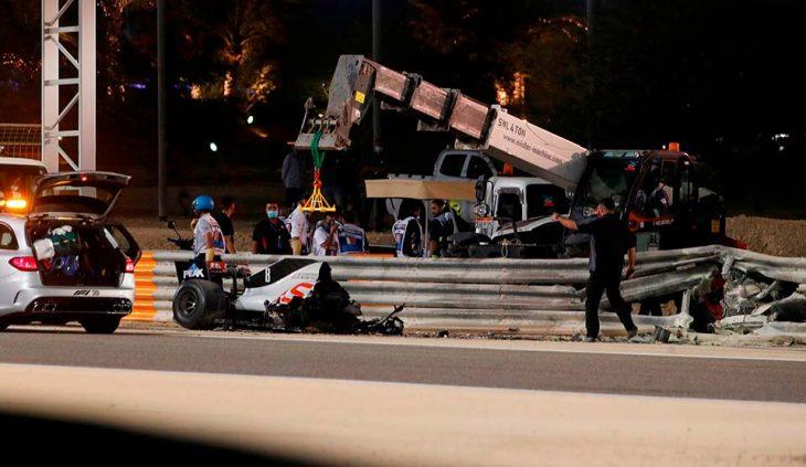 romain grosjean 730x423 at The 2020 Formula 1 Season In Review