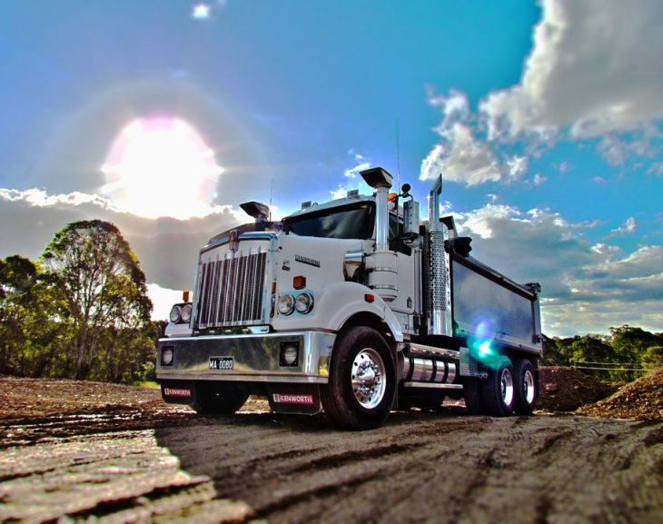 tipper truck 730x577 at What Are Tipper Trucks Used For?