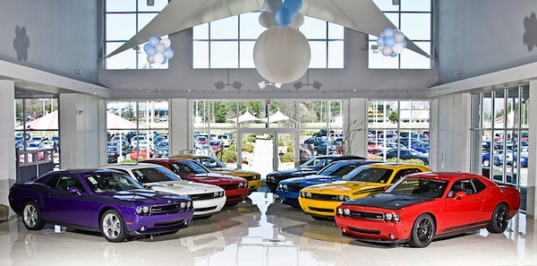 Car dealership at Digital Asset Management and the Car Dealership Manager