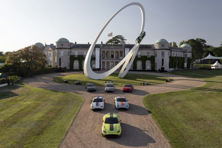 Goodwood Festival 730x487 at What are the Most Popular Motorsports in the UK?