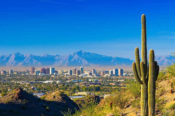Phoenix at Five Reasons Phoenix is the #1 Windshield Replacement Hotspot in the USA