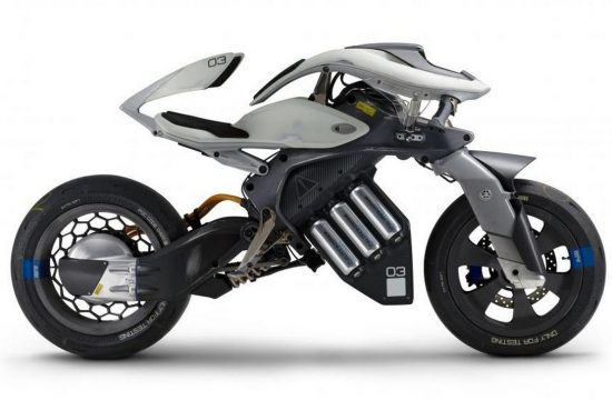 Yamaha Motoroid 550x360 at The Technologies Behind Autonomous Motorcycles