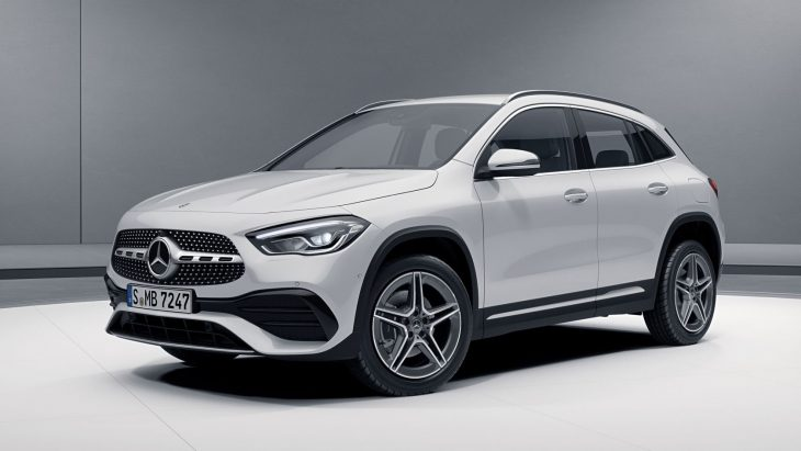 Mercedes Benz GLA 730x411 at Luxury SUVs That Are Really Worth The Money