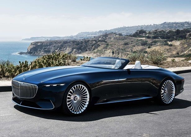 Mercedes Maybach 6 Cabriolet at Understanding What Sets Apart the Maybach from Other Mercedes Benz Vehicles