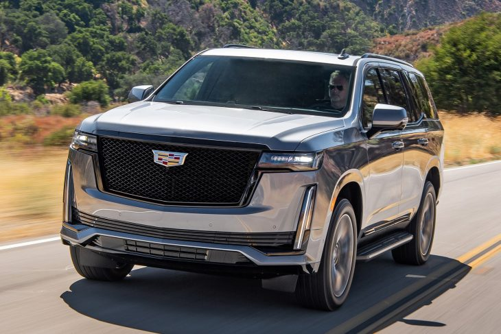 cadillac escalade 730x487 at Luxury SUVs That Are Really Worth The Money