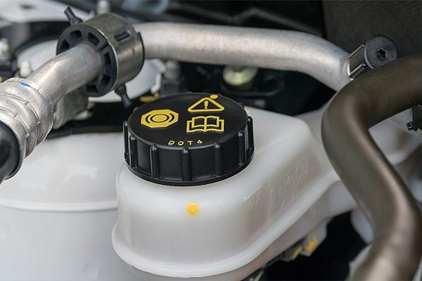 car brake 2 at Car Brake System   Working and Maintenance