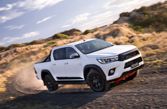 toyota hilux 550x360 at Why Toyota Hilux is Invincible?
