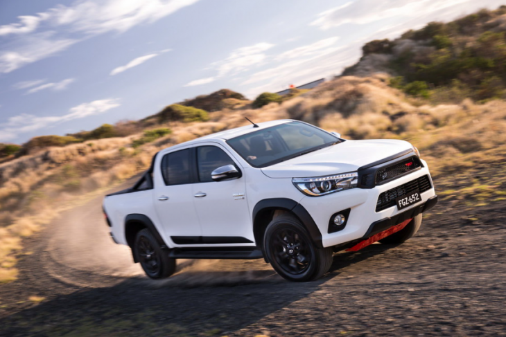 toyota hilux 730x487 at Why Toyota Hilux is Invincible?