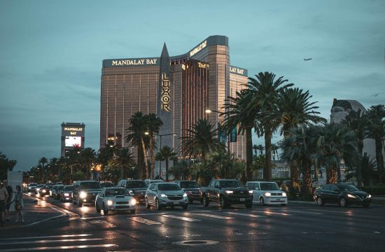las vegas 550x360 at Is Las Vegas Traffic the Worst in the Country?