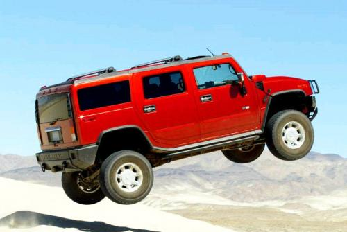 Hummer h2 at Chinese government blocks Hummer deal?