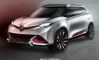 MG CS Concept Announced for Shanghai