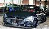 Wide Body Maserati GranTurismo by EXE