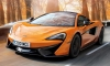 McLaren Sports Series Gets Winter Tires from Pirelli