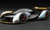 McLaren Ultimate Vision GT Virtual Race Car