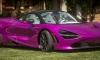 Michael Fux Gets Purple McLaren 720S MSO