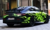 Mercedes AMG GT Four-Door Surfaces in Unique Camo Wrap