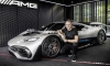 Mercedes-AMG ONE Is the Name for Production Project ONE