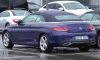 Mercedes C-Class Cabriolet Caught Undisguised