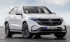 Mercedes EQC Electric SUV Goes Official with 450km Range