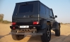 Watch Mercedes G500 4x4² Play in Dubai's Deserts