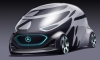 Mercedes Vision URBANETIC Is the Van of the Future