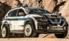 Millennium Falcon Nissan Rogue Revealed for Latest Star Wars Movie
