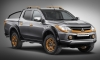 UK Only: Mitsubishi L200 Barbarian SVP II