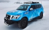 Nissan Armada Snow Patrol Is the Perfect Match for 370Zki