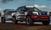 Nissan Navara Dark Sky Concept Unveiled in Hannover