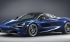 Atlantic Blue McLaren 720S MSO Is All About Luxury