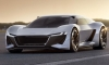 Audi PB18 e-tron Takes Pebble Beach by (Electrical) Strom