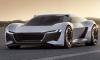 Audi PB18 e-tron Takes Pebble Beach by (Electrical) Strom