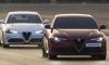 Alfa Romeo Giulia QV Laps Silverstone Blindfolded!