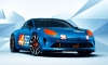 Alpine Celebration Concept Unveiled at Le Mans