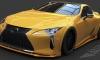 Spotlight: Artisan Lexus LC 500 Body Kit