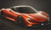 McLaren Speedtail Design Collections Detailed