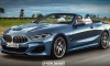 2020 BMW 8-Series Cabrio Imagined in Excellent Rendering