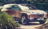 BMW iNEXT Futuristic Crossover Unveiled