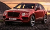2018 Bentley Bentayga V8 Announced with 550 PS