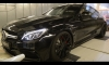 Brabus Mercedes-AMG C63 Coupe Dyno Test