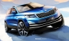 China-Only Skoda SUV Looks Good in Official Renderings