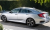 Honda Civic Four Door Saloon Set to Launch in UK Market