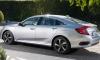 Honda Civic Four Door Saloon Set to Launch in UK Market