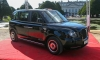 Electric London Taxi (LEVC TX) Makes Hampton Court Debut