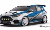 SEMA 2017: Ford Focus RS by Rally Innovations